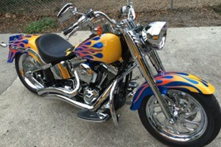 Welcome to Danny Gray Custom Motorcycle Seats